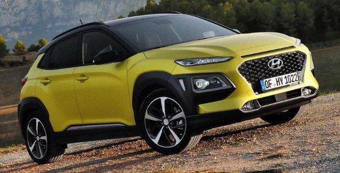 Automóvel elétrico - Hyundai Kauai