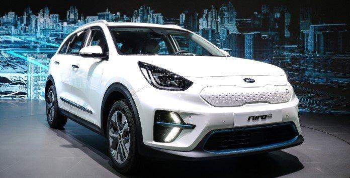 Automóvel elétrico - Kia Niro EV