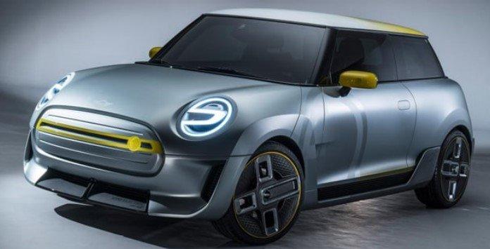 Automóvel elétrico - Mini E