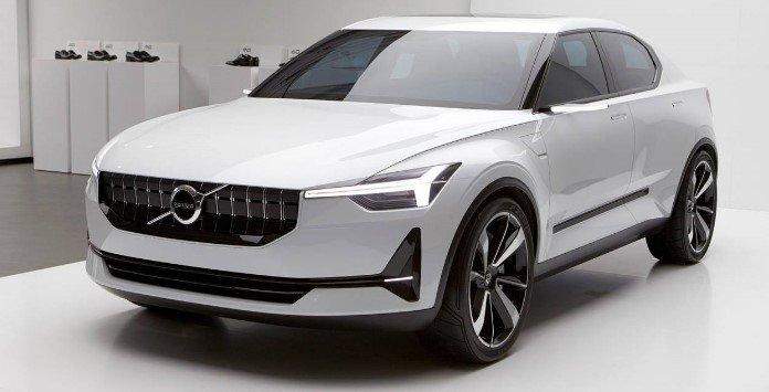 Automóvel elétrico - Volvo Polestar 2