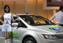 China vai criar marca própria de carros elétricos