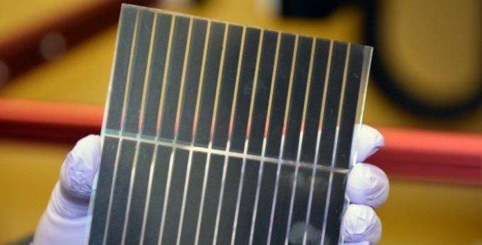 Célula Solar Fotovoltaica Biogénica