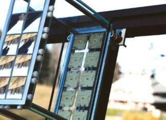 Célula Solar Fotovoltaica Recorde Eficiência