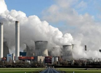Centrais a Carvão Japão