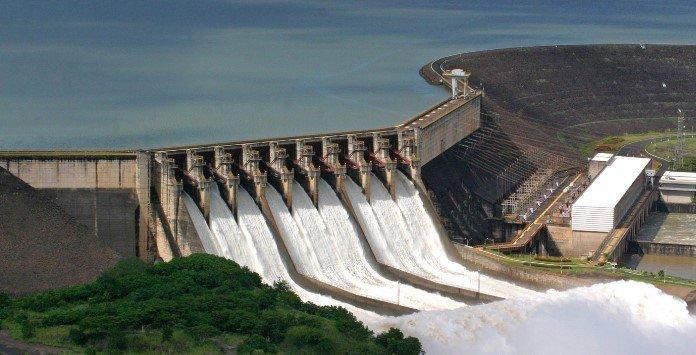 Central Hidroelétrica