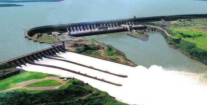 Central Hidroelétrica Itaipu