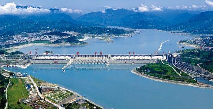 "Central Hidroelétrica ""As Três Gargantas"""