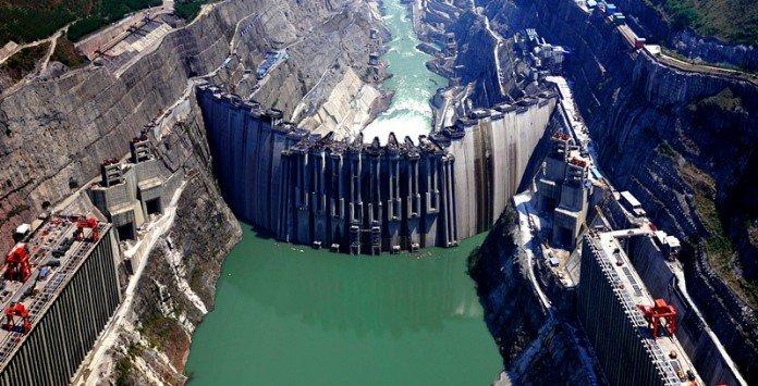 Central Hidroelétrica de Xiluodu