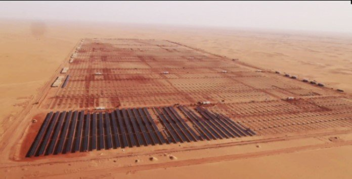 Central Solar Benban - Egito