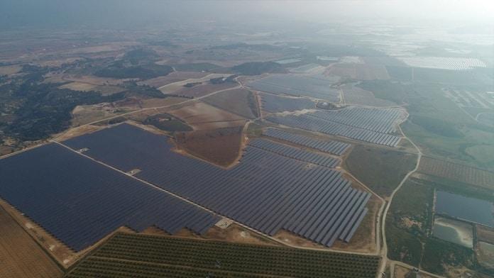 Central Solar Fotovoltaica Mula - Múrcia, Espanha
