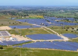 Central Solar Fotovoltaica Ourika Portugal
