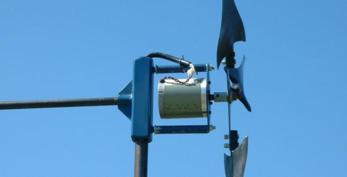Well-known Planos e projetos de geradores eólicos caseiros CF14