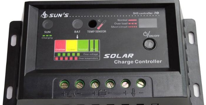 Controlador Solar