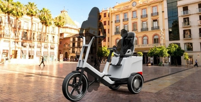 E-Scooter Elétrica BMW - Clever Commute