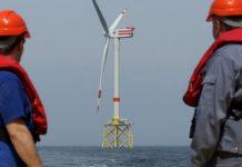 Emprego Técnicos energia eólica Offshore