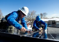 emprego energia solar