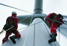 Emprego Técnico Inspeção Pás de Turbinas Eólicas