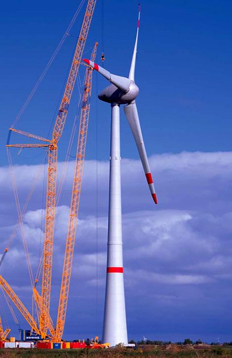 Wind Turbine Enercon E126