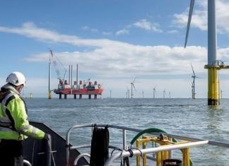 Energia Eólica Offshore