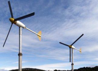 energia eólica residencial
