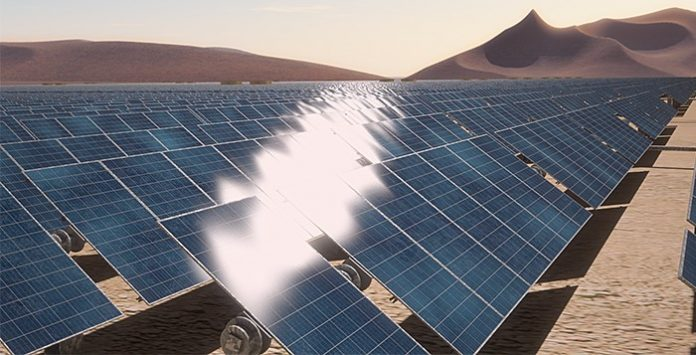 energia-solar-deserto