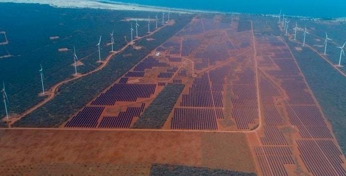 Central Energia Solar Fotovoltaica (Brasil)