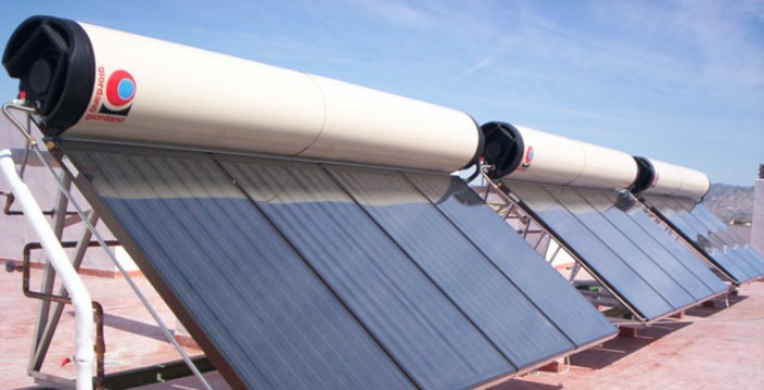 Energia Solar - Painéis Solares Térmicos