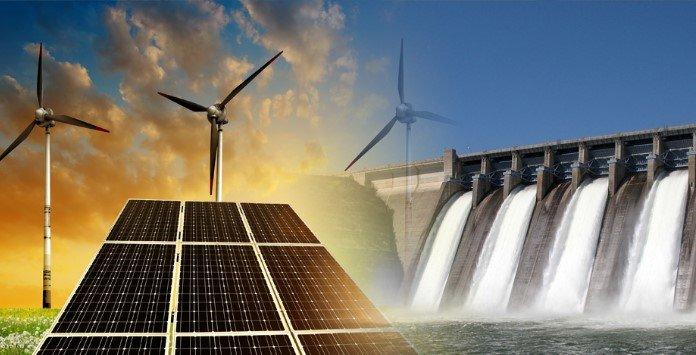 energias renovaveis solar eolica hidrica