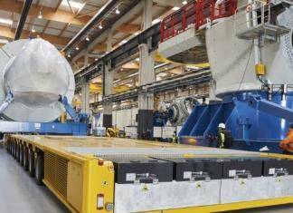 Fábrica Aerogeradores - Energia Eólica