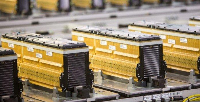 Fábrica de Baterias