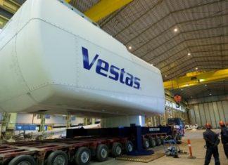 Fábrica Turbinas Eólicas Vestas