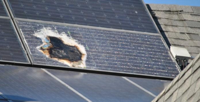 Falhas Painéis Solares Fotovoltaicos - Incêndio