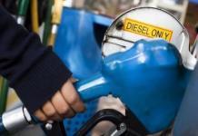 França vai proibir venda de automóveis a gasolina e diesel