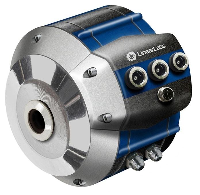Motor HET Linear Labs - Carros Elétricos