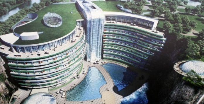 Hotel Shimao Intercontinental