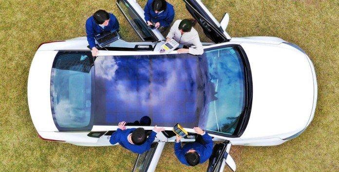 Paineis Solares Fotovoltaicos Hyundai-Kia