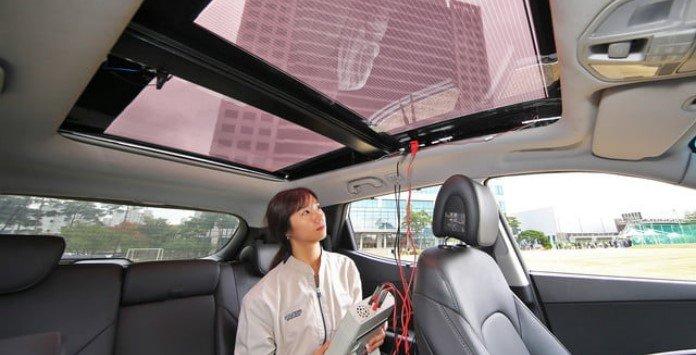 Painéis Solares Fotovoltaicos Hyundai-Kia