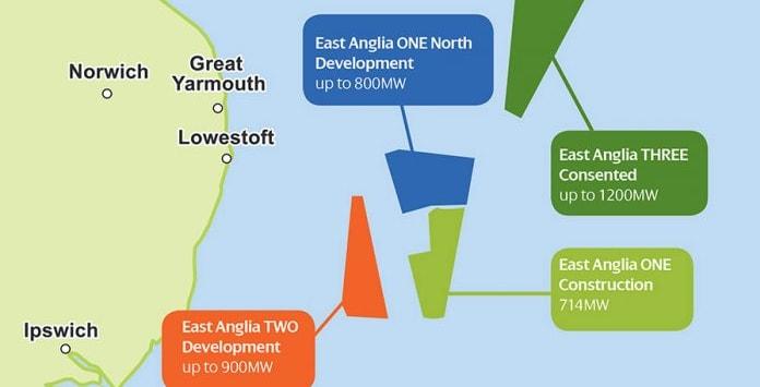 Siemens Gamesa assina contrato de fornecimento de aerogeradores com a Iberdrola para projeto eólico offshore no Reino Unido
