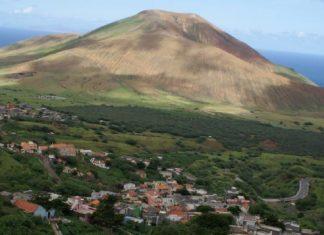 Cabo Verde, na Ilha de São Nicolau