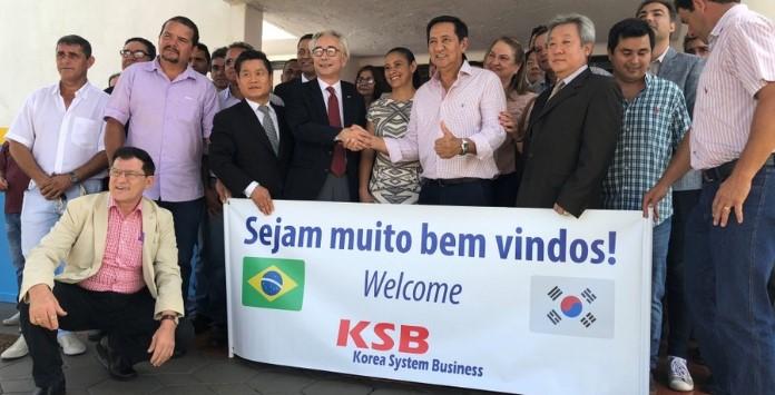 Investimento KSB Parque Solar em Mato Grosso do Sul