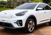 Carro Eletrico KIA Niro EV