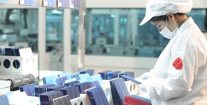 Laboratório de Qualidade da Jinko Solar