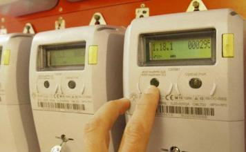 Como ler os valores e comunicar a leitura do contador de eletricidade