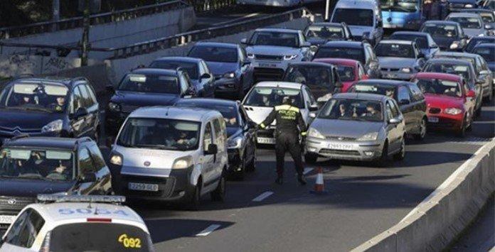 Madrid proíbe carros Combustíveis Fósseis