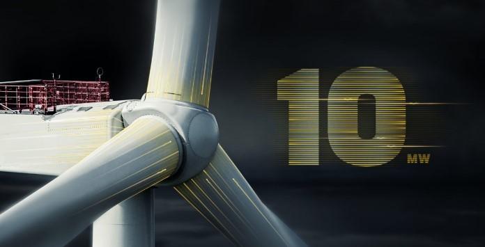 Turbina Eólica MHI Vestas V164-10MW