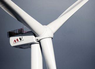Turbina Eólica MHI Vestas V164