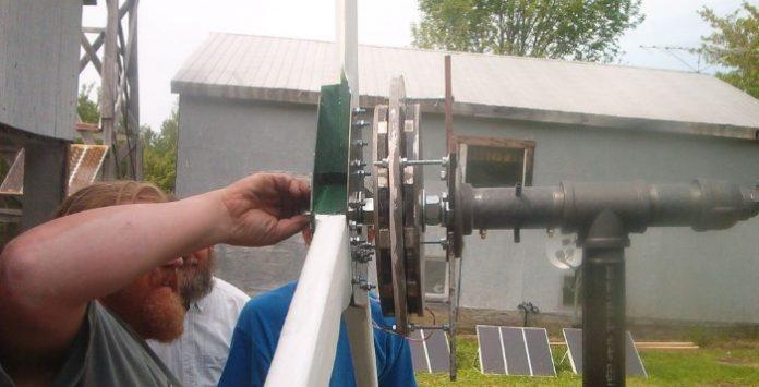 8a79bfdf17e Como construir uma turbina eólica caseira de 1000W – Notícias e ...
