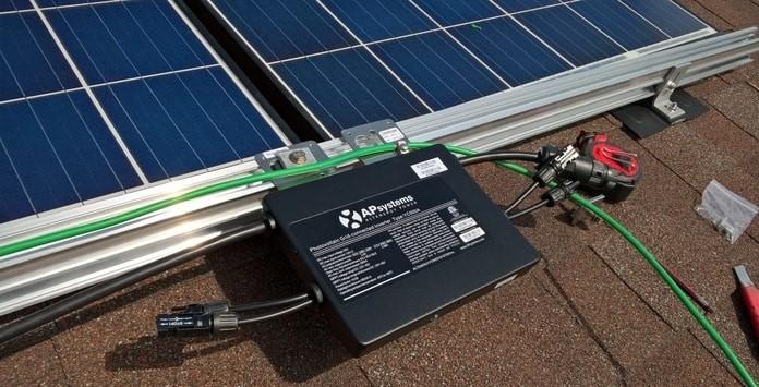Microinversores Solar Fotovoltaico