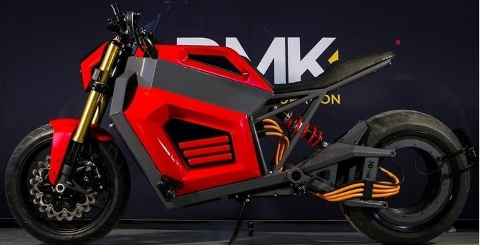 Moto elétrica - RMK-2