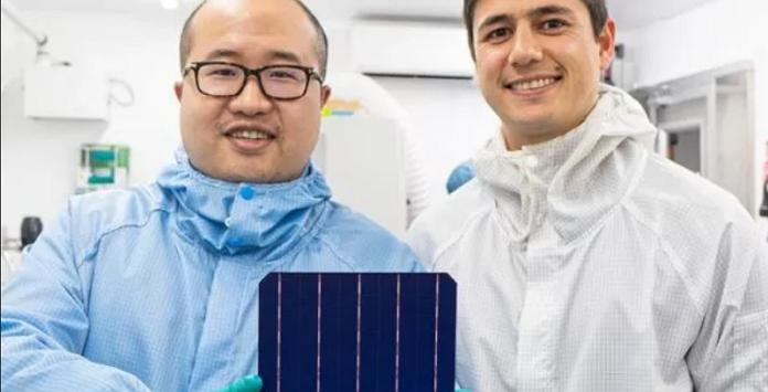 SunDrive produz nova geração de células solares
